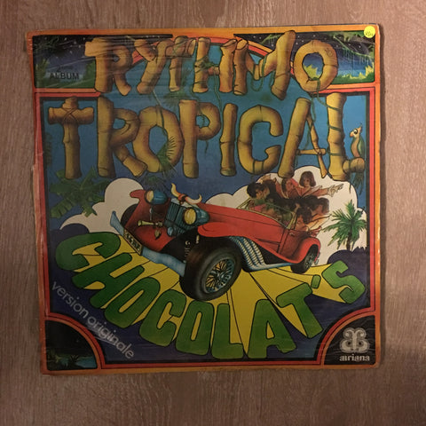 Chocolat's ‎– Rythmo Tropical - Vinyl LP Record - Opened  - Very-Good+ Quality (VG+)