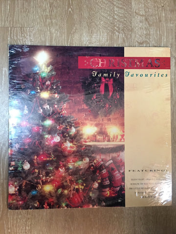 Christmas Family Favourites -  Vinyl LP New - Sealed