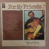 Roger Whittaker - For My Friends - Vinyl LP Record - Opened  - Very-Good Quality (VG) - C-Plan Audio