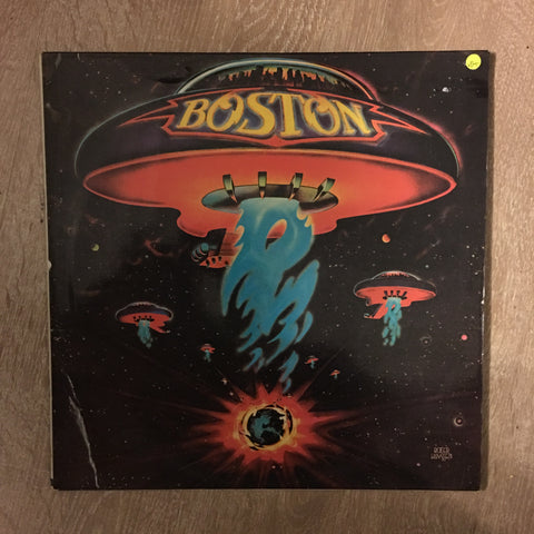 Boston - Vinyl LP Record - Opened  - Very-Good+ Quality (VG+)