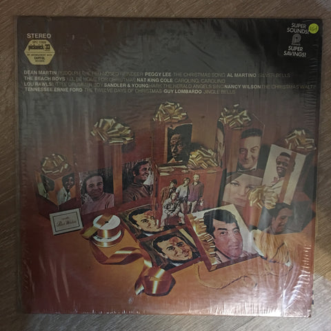 Christmas - Various - Vinyl LP Record - Opened  - Very-Good+ Quality (VG+)