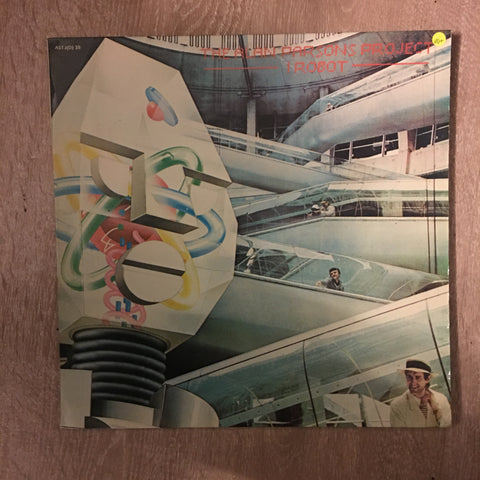 Alan Parsons - I Robot - Vinyl LP Record - Opened  - Very-Good+ Quality (VG+)