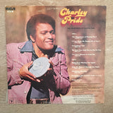 Charley Pride ‎– The Happiness Of Having You - Vinyl LP Record - Opened  - Very-Good+ Quality (VG+)