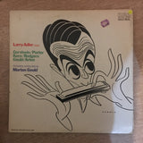 Larry Adler Orchestra Conducted By Morton Gould ‎– Larry Adler Plays Gershwin/Porter/Kern/Rodgers/Gould/Arlen - Vinyl LP Record - Opened  - Very-Good Quality (VG) - C-Plan Audio