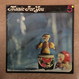 Music For You Vol 5 - Vinyl -  Vinyl LP Record - Very-Good+ Quality (VG+) - C-Plan Audio