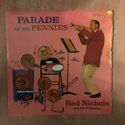 Red Nichols - Parade Of The Pennies -  Vinyl LP Record - Opened  - Very-Good+ Quality (VG+)