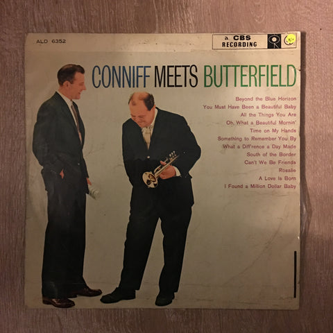 Conniff Meets Butterfield - Vinyl LP Record - Opened  - Very-Good Quality (VG)