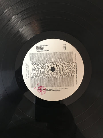 Joy Division  - Unknown Pleasures - Vinyl LP - Opened  - Very-Good+ Quality (VG+)