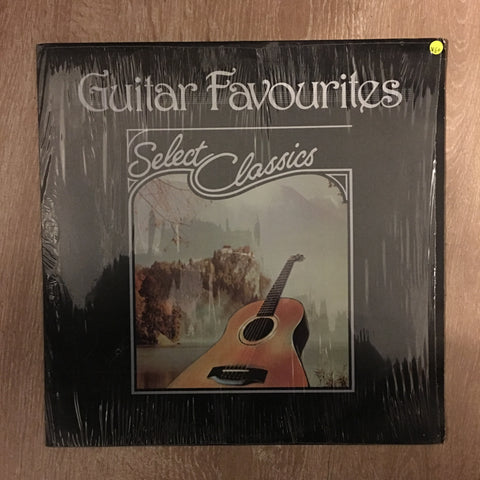Select Classics - Guitar Favourites -  Vinyl LP Record - Opened  - Very-Good+ Quality (VG+)