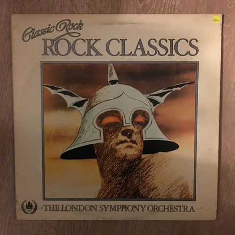Classic Rock - Rock Classics -  Vinyl LP Record - Opened  - Very-Good+ Quality (VG+)