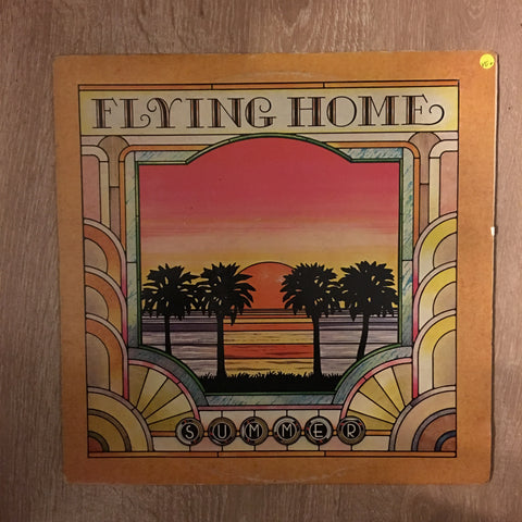 Flying Home - Summer -  Vinyl LP Record - Opened  - Very-Good+ Quality (VG+)