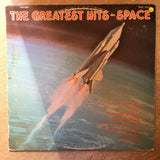 Space - Greatest Hits - Vinyl LP Record - Very-Good+ Quality (VG+) - C-Plan Audio