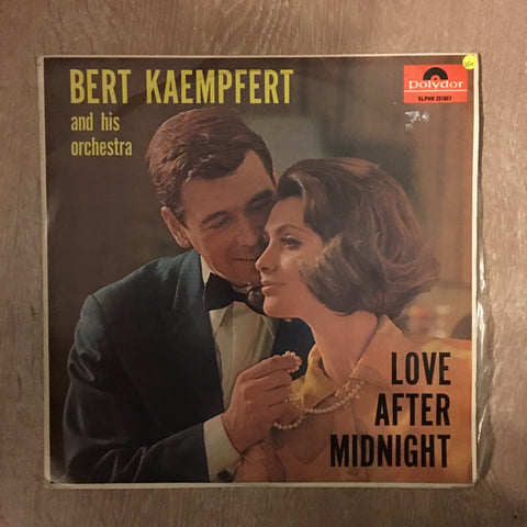 Bert Kaempfert - Love After Midnight -  Vinyl LP Record - Opened  - Very-Good+ Quality (VG+)