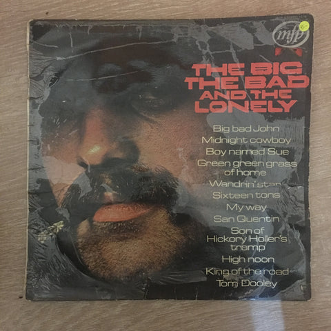 The Big, The Bad and The Lonely - Vinyl LP Record - Opened  - Very-Good- Quality (VG-) - C-Plan Audio