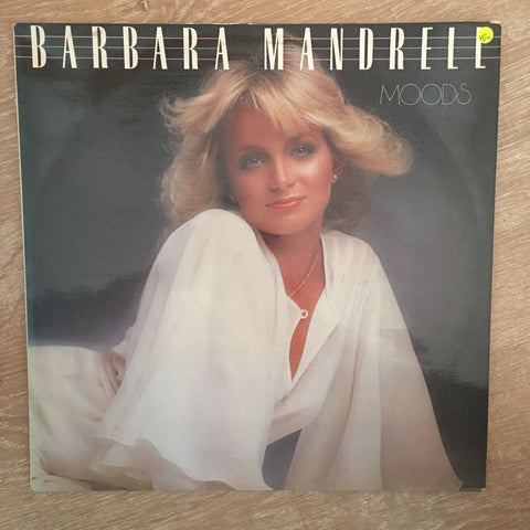 Barbara Mandrell ‎– Moods - Vinyl Record - Opened  - Very-Good+ Quality (VG+)