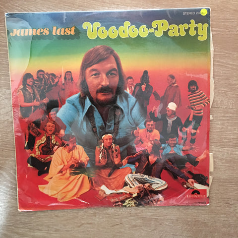 James Last - Voodoo Party -  Vinyl LP Record - Opened  - Very-Good+ Quality (VG+)