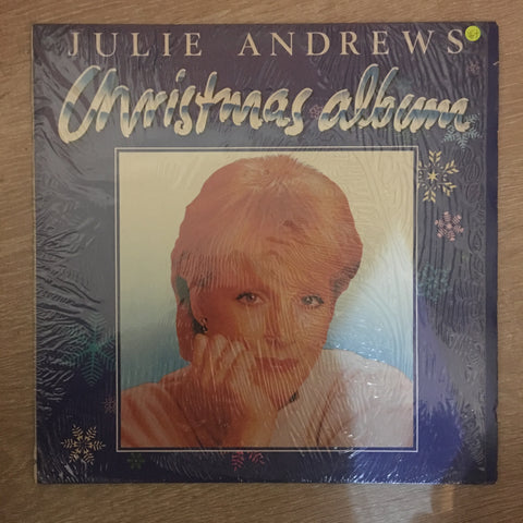 Julie Andrews ‎– The Julie Andrews Christmas Albums ‎– Vinyl LP Record - Very-Good+ Quality (VG+)