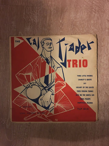 The Cal Tjader Trio* ‎– The Cal Tjader Trio - Vinyl LP - Opened  - Very-Good Quality (VG)