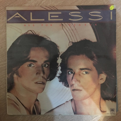 Alessi - Vinyl LP Record - Opened  - Good+ Quality (G+) - C-Plan Audio