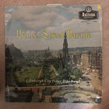 Edinburgh City Police Pipe Band ‎– Princes Street Parade - Vinyl LP Record - Opened  - Very-Good- Quality (VG-) - C-Plan Audio