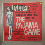 The Pajama Game - Original Broadway Cast Recording - Vinyl LP Record - Opened  - Very-Good Quality (VG) - C-Plan Audio