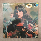 Joan Baez - A Profile  - Vinyl LP Record - Opened  - Very-Good- Quality (VG-) - C-Plan Audio