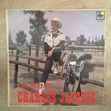 The Best Of Charles Jacobie - Vinyl LP Record - Opened  - Good+ Quality (G+) - C-Plan Audio