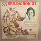 Springbok Hit Parade 21 - Opened  - Vinyl LP Record - Opened  - Good+ Quality (G+) - C-Plan Audio