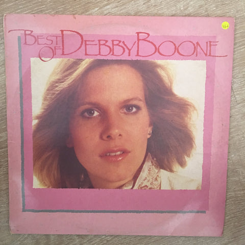 Debby Boone - Best Of Debby Boone  - Vinyl LP Record - Very-Good+ Quality (VG+)