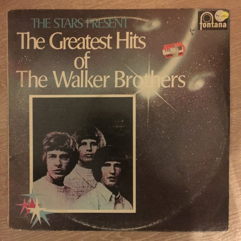 Walker Brothers - Greatest Hits - Vinyl LP Record - Opened  - Very-Good+ Quality (VG+)