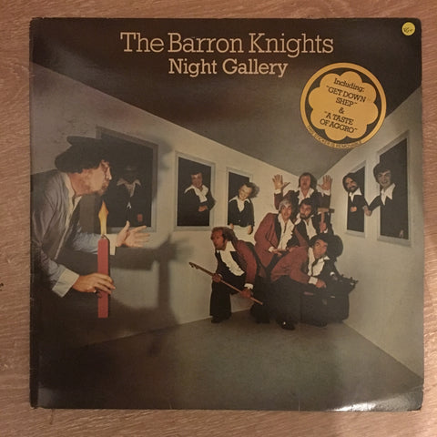 The Barron Knights ‎– Night Gallery - Vinyl LP Record - Opened  - Very-Good+ Quality (VG+)