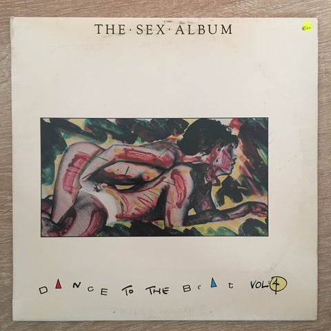 The Sx Album - Dance To The Beat Vol 4  - Vinyl LP Record - Very-Good+ Quality (VG+)