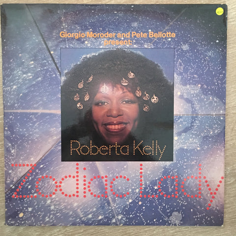 Roberta Kelly ‎– Zodiac Lady  - Vinyl LP Record - Very-Good+ Quality (VG+)