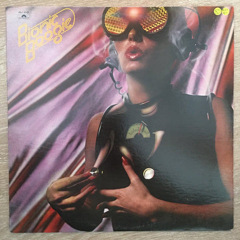 Bionic Boogie ‎– Bionic Boogie -  Vinyl LP Record - Very-Good+ Quality (VG+)