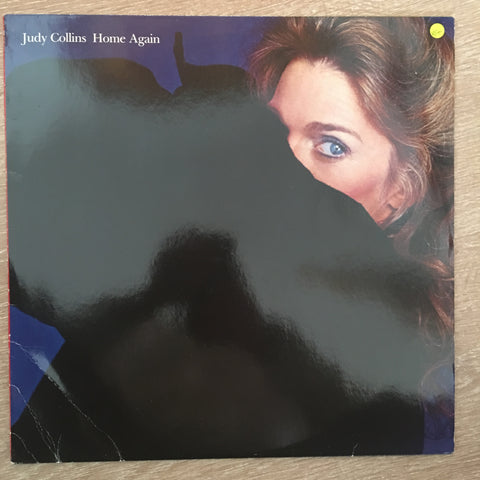 Judy Collins ‎– Home Again -  Vinyl LP Record - Very-Good+ Quality (VG+)