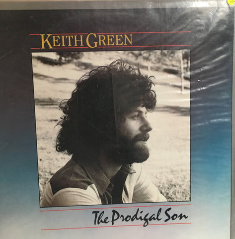 Keith Green - The Prodigal Son - Vinyl LP Record - Opened  - Very-Good+ Quality (VG+) - C-Plan Audio