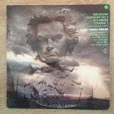 Carlo Maria Giulini, The London Symphony Orchestra, Ludwig van Beethoven ‎– Symphony No. 9 - Vinyl LP Record  - Opened  - Very-Good+ Quality (VG+) - C-Plan Audio