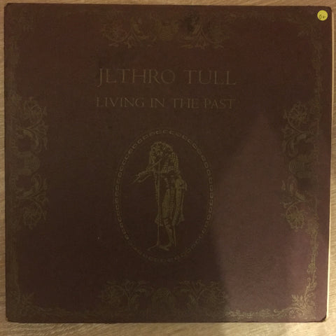 Jethro Tull - Living in the Past Box Set - Double Vinyl LP - Opened  - Good+ Quality (G+)