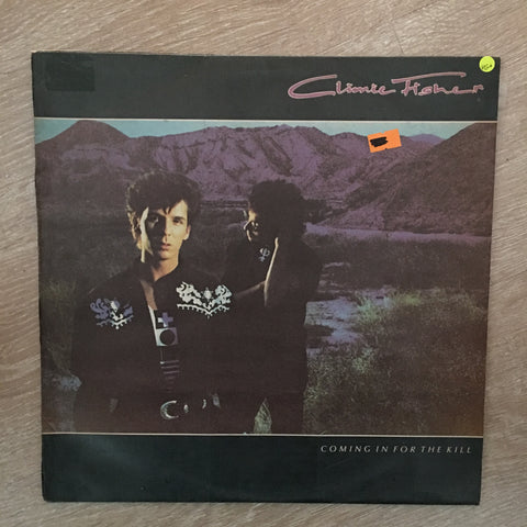 Climie Fisher - Coming In For The Kill - Vinyl LP Record - Opened  - Very-Good Quality (VG)