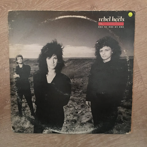 Rebel Heels - One by One by One  - Vinyl LP - Opened  - Very-Good+ Quality (VG+) - C-Plan Audio