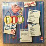 Now That's What I Call Music 10 - Original Artists - Vinyl LP Record - Opened  - Very-Good Quality (VG) - C-Plan Audio
