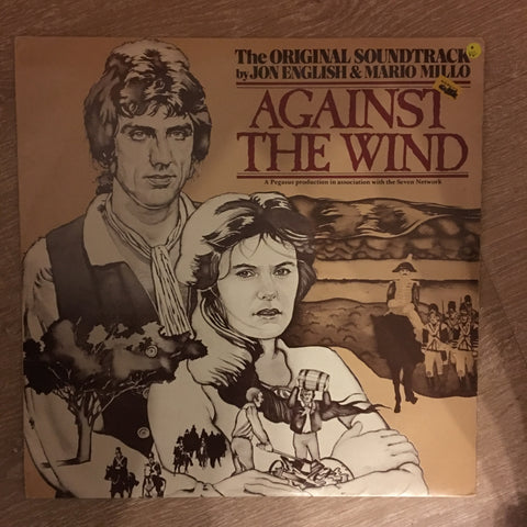 Against The Wind - The Original Soundtrack - Vinyl LP Record - Opened  - Very-Good Quality (VG)