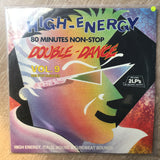 High Energy Double Dance Vol 9 - Double Vinyl LP Record - Opened  - Very-Good Quality (VG) - C-Plan Audio