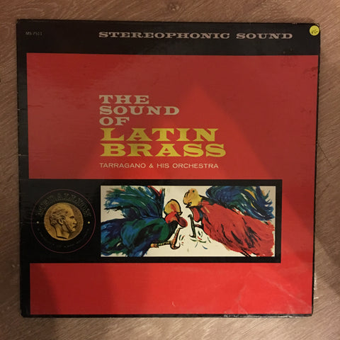 Tarragano & His Orchestra ‎– The Sound Of Latin Brass  - Vinyl LP - Opened  - Very-Good Quality (VG)