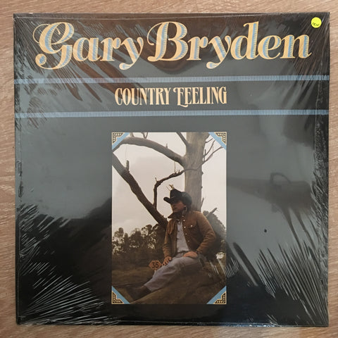 Gary Bryden - Country Feeling -  Vinyl LP - Sealed