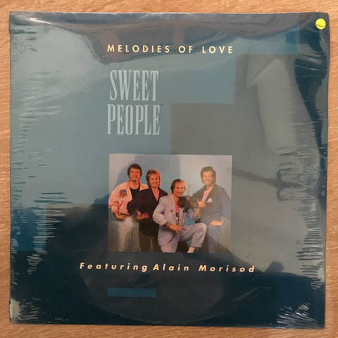 Sweet People - Melodies Of Love  - Vinyl LP - Sealed - C-Plan Audio