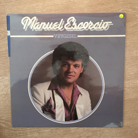 Manuel Escorcio - Vrygesel - Vinyl LP Record - Opened  - Very-Good+ Quality (VG+)