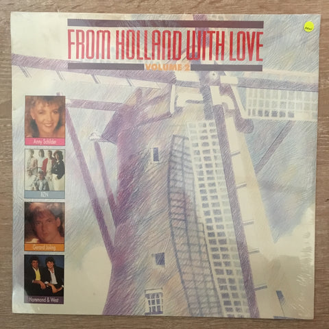 From Holland With Love - Vol 2 - Vinyl LP - Sealed