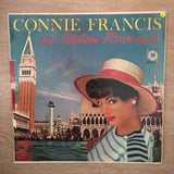 Connie Francis - Sings Italian Favourites -  Vinyl LP Record - Opened  - Very-Good Quality (VG)