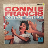 Connie Francis - Rock & Roll Million Sellers -  Vinyl LP Record - Opened  - Very-Good Quality (VG)